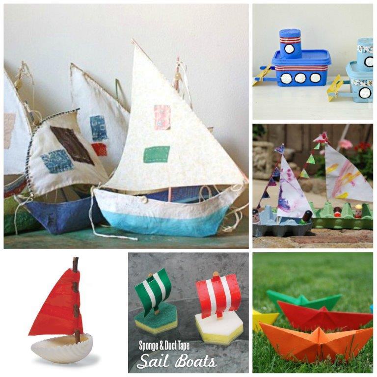 20 Boat Crafts