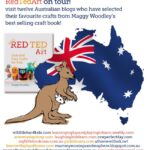 Red Ted Art: Australian Blog Book Tour!