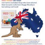 Red Ted Art: Australian Blog Book Tour!
