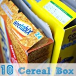 Cereal Box Crafts - fun and versatile