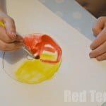 Colour Theory with kids
