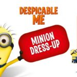 Despicable Me Minions Fancy Dress