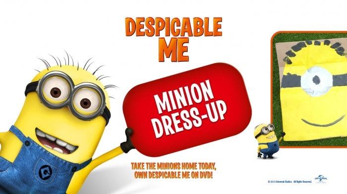 Despicable Me Minion Dress-Up