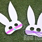Easy Easter Bunny Masks