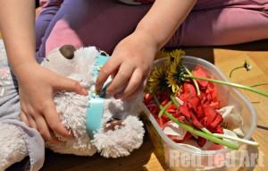 Flower Crowns for Preschoolers