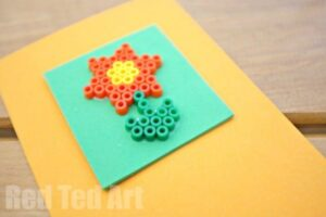 Hama Bead Crafts