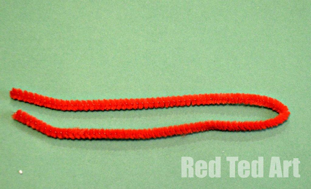 Heart Pipecleaner