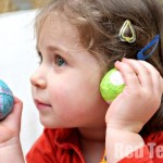 Homemade Rattles - gifts kids can make