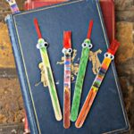 Craft Sticks Bookmark Gift