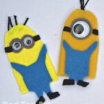 Despicable Me Minions – Finger Puppets