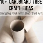 Over 10 Fabulous Cardboard Tube Craft Ideas