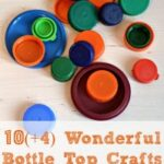 Bottle Top Craft Ideas