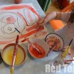 Paul Klee with preschoolers