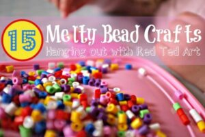 Perler Bead crafts