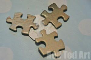 Puzzle Craft Snowflake