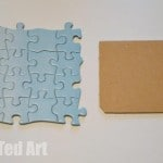 Puzzle Craft ideas