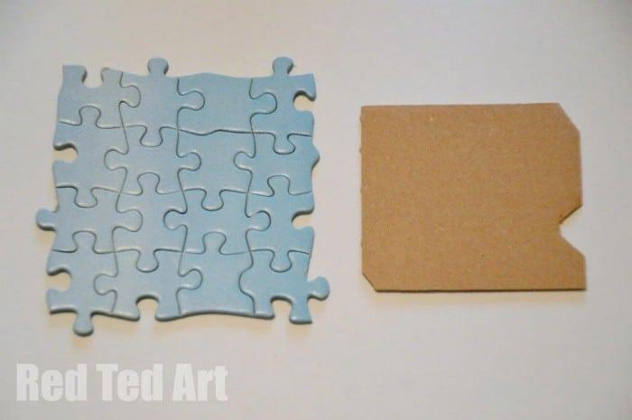 Puzzle Craft ideas