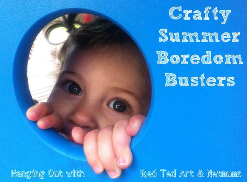 Boredom Buster Crafts