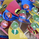 Superhero Lollipops - Copy