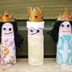 TP Roll Princess and queen