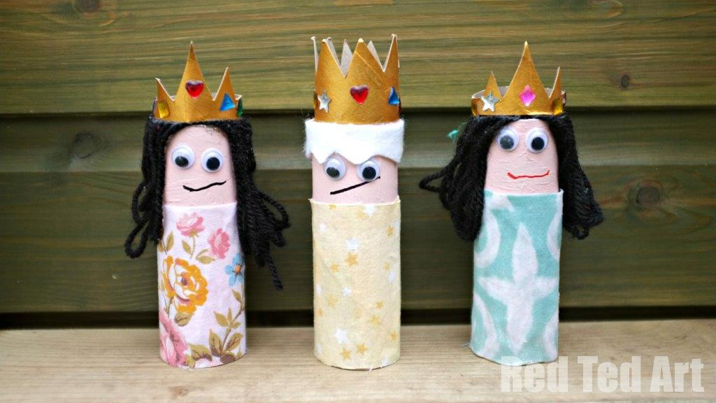 kings and queens paper Fun royal crafts to enjoy with the children, perfect for royal occasions and celebrations.