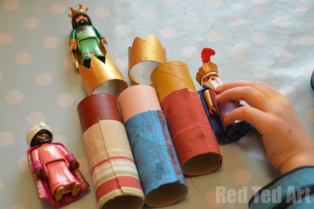Kids Crafts 3 Kings