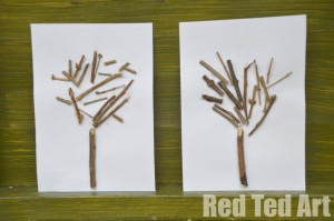 Winter Stick Craft