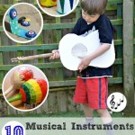 10 Music Craft Ideas