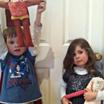 simple rag dolls for kids