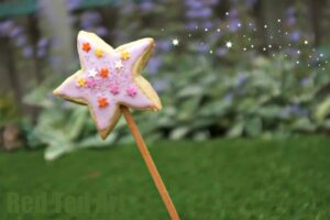 Cookie Pop Fairy Wands