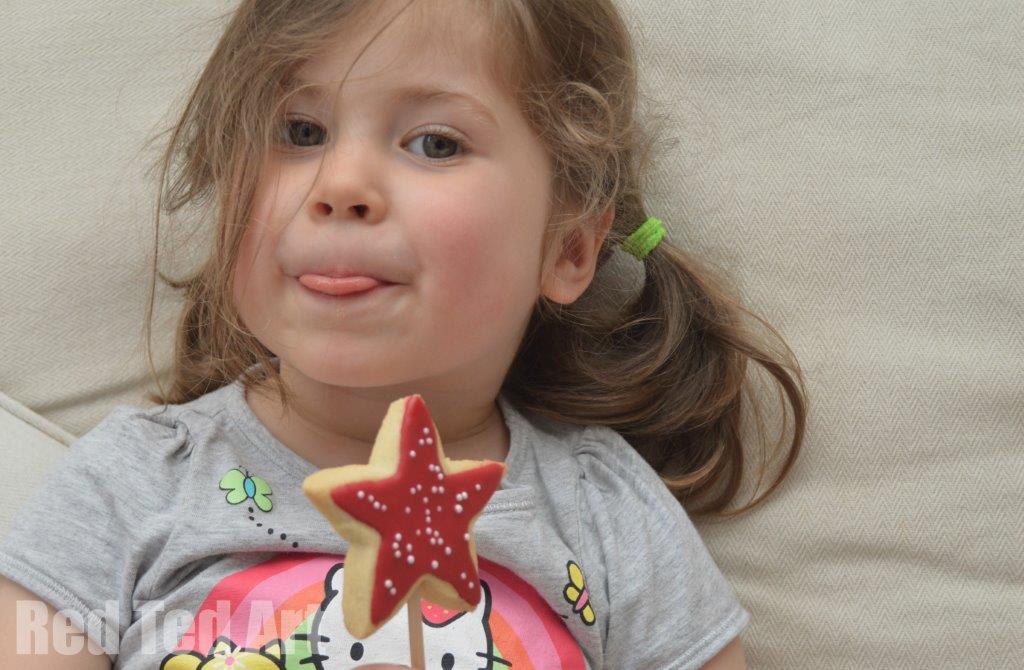 Cookie pops 2