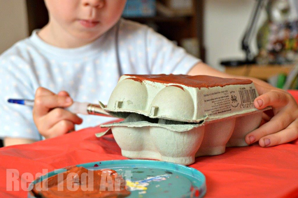 Treasure Box crafts