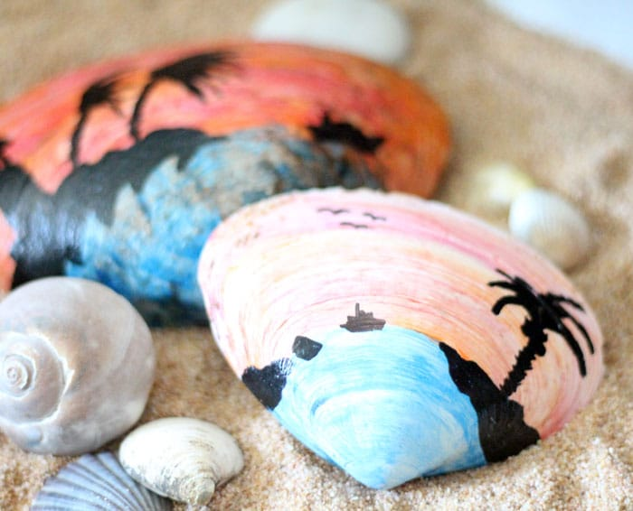Crafts To Do With Shells Design Decoration