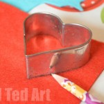 Cookie Cutter Hearts
