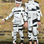 Halloween Costumes Kids Can Make: Mummies
