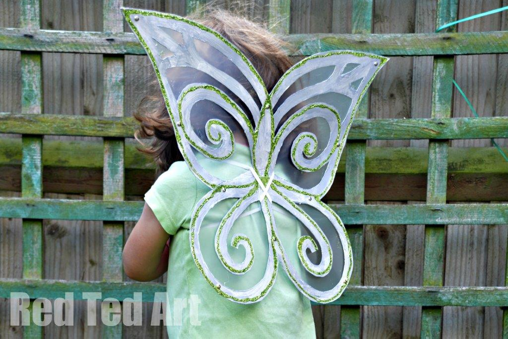 Fairy Wing Craft How To