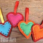 Gifts kids can make - keyring