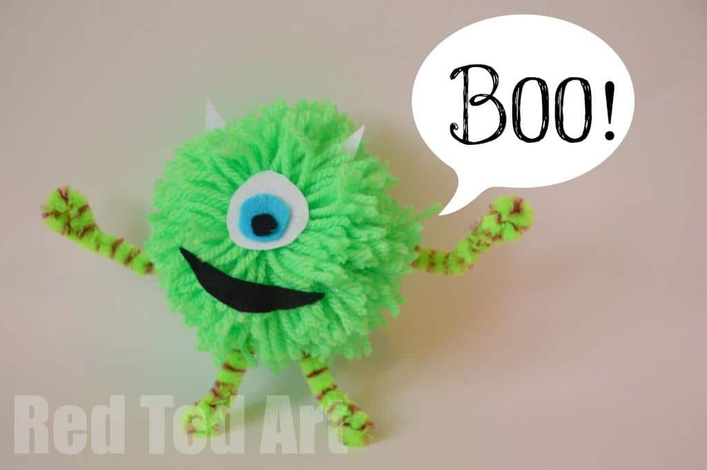 Monsters Inc Crafts