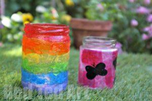 Summer Lantern Rainbow