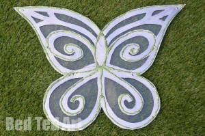 Tinkerbell Fairy Wing Craft