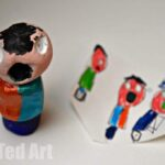 Kids Get Arty: Joan Miró Sculptures