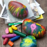 Crayon Rocks Gifts for Kids To Make