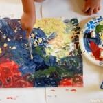Jasper Johns for kids