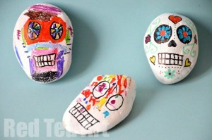 Day of the Dead Craft (2)