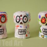 Day of the Dead: Skulls