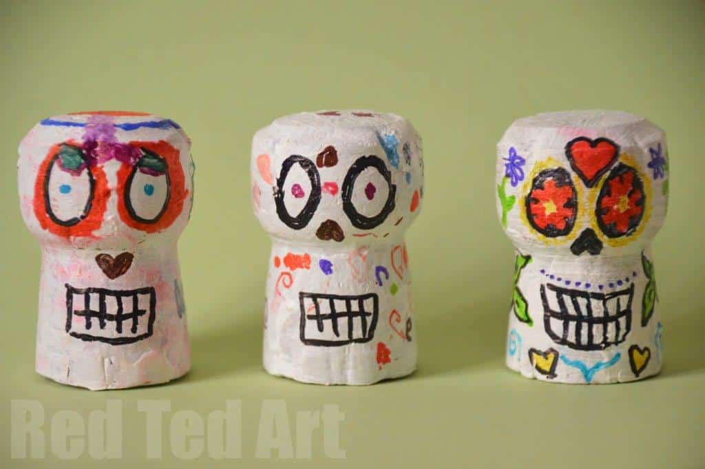 Day of the Dead: Skulls
