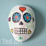 Day of the Dead Skulls (2)