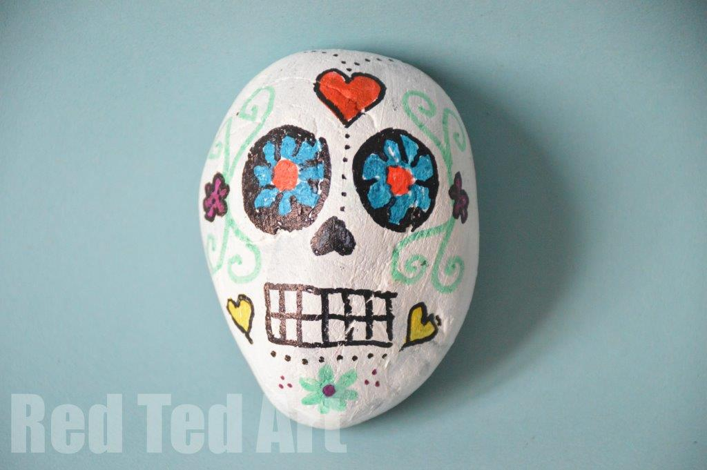 Day of the Dead: Stone Skulls