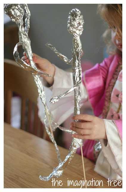Giacometti for kids