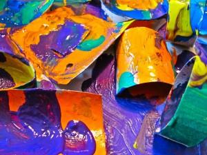Frank Stella for kids